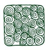 dostrzegasz matematykę, co zielone. Obrazy Stock