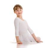 Dosyć mała balerina Obraz Royalty Free