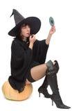 dosyć na czarownice zdjęcie royalty free