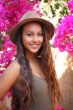 Dosyć w Różowych Bougainvilleas Fotografia Stock