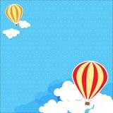 Dot background blue sky 003 Royalty Free Stock Photo