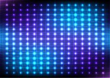 Dot Blue Light Vector Background abstrait Illustration illustration de vecteur
