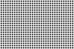 Dot circle pattern background design illustration vector.  Royalty Free Stock Photography