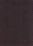 Dot Fabric Background blanco y negro Foto de archivo