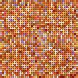 Dot Glitter Texture Teste padrão sem emenda Fundo de incandescência do ano novo ou do Natal Conceito criativo da poeira colorida  ilustração do vetor