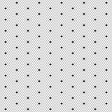 Dot lace seamless pattern net Stock Images