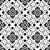 Dot and leaf seamless Pattern in white background. This pattern can use as a background, wallpaper, web, printing, laser cutting, lamp making Royalty Free Stock Image