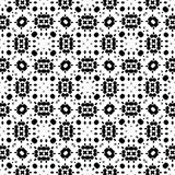 Dot and leaf seamless Pattern in white background. This pattern can use as a background, wallpaper, web, printing, laser cutting, lamp making Stock Images