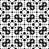 Dot and leaf seamless Pattern in white background. This pattern can use as a background, wallpaper, web, printing, laser cutting, lamp making Stock Photos
