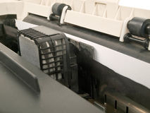 Dot matrix printer Stock Photography