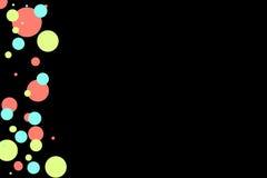 Dot Pattern Background Images libres de droits