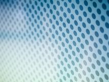 Dot pattern Blue shade Reflection abstract background. Dot pattern Blue shade Reflection Technology abstract background geometric form stock photography
