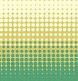Dot picture vector images illustration. Background Stock Image
