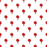 Dot punctuation mark isolated on white background. Red bloody dot vector illustration royalty free illustration