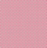 Dot red background on white. dot red pattern. Red and white polka dots Stock Photography