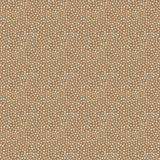 Dot seamless pattern. Abstract dot seamless pattern on brown background vector illustration
