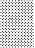 Dot Vector Pattern Crumpled ou fond de vecteur chiffonné Images stock