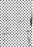Dot Vector Pattern Scratched ou fond de vecteur rayé Photos stock