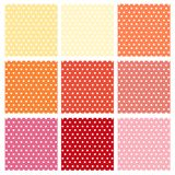 Dot vector pattern royalty free illustration