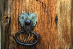 Hardware de la puerta Foto de archivo