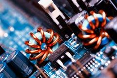 Dotación física del circuito Imágenes de archivo libres de regalías