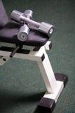 Dotación física de la gimnasia Foto de archivo libre de regalías