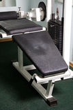 Dotación física de la gimnasia Imagen de archivo