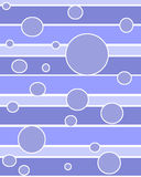 Dotcircles. Abstract lines and circles Vector Illustration
