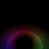 doted цветастое предпосылки Стоковые Изображения RF