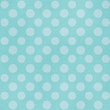 Doted background. Blue background with grey dots Stock Photography