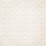 Doted background. In light gray and orange colors stock illustration