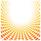 Doted background. Abstract doted background. EPS 8.0 version available Stock Image