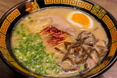 Dotonbori Ramen Stock Photo