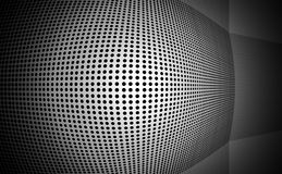 Dots. Halftone dots for backgrounds and design Royalty Free Stock Image