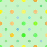 Dots Background Stock Photo