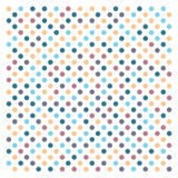 Dots background Royalty Free Stock Images