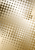 Dots background A brown Stock Images