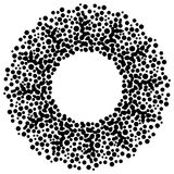 Dots Circle Stock Photo