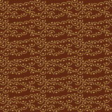 Dots decorative batik seamless pattern. Abstract dots seamless pattern of indonesian batik Stock Image