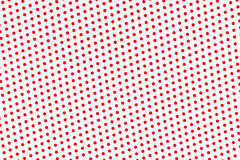 Dots Fabric. White dots over blue Polka dot fabric background and texture stock photography
