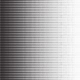Dots Halftone Pattern Fotografía de archivo