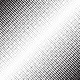 Dots Halftone Pattern diagonal Imágenes de archivo libres de regalías