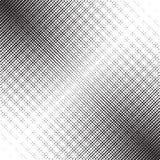 Dots Halftone Pattern diagonal Fotografía de archivo