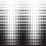 Dots Halftone Pattern vertical Foto de Stock