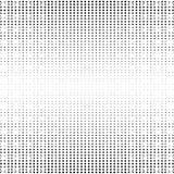 Dots Halftone Pattern vertical Fotografía de archivo