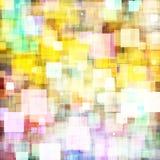Dots illumination Square. Background design image Royalty Free Stock Image