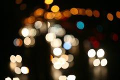 Dots lights Royalty Free Stock Image
