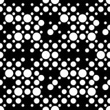 Dots Ornament inconsútil Fotografía de archivo