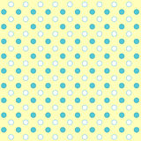 Dots pattern Stock Photography