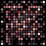 Dots pattern Royalty Free Stock Photos